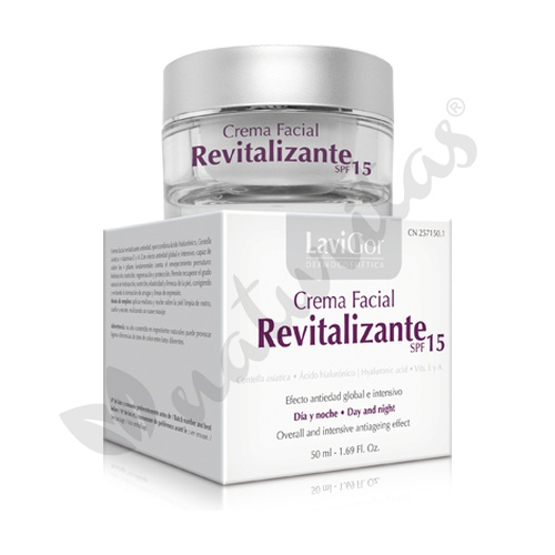 Crema Facial Revitalizante 50 ml de Anti Aging