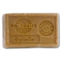 Jabón de Marsella - speculos + manteca de karité orgánica