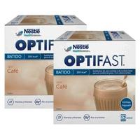 Pack Optifast Batido Café Descafeinado (2ª unidad al 50%)