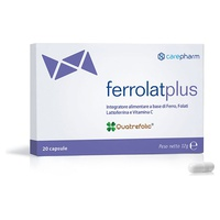 Ferrolat Plus Lactoferrin