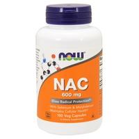 NAC N-acetylocysteina
