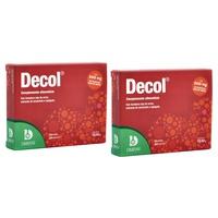 Pack 2x Decol