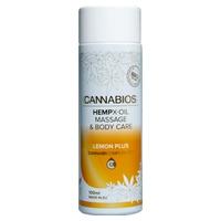 Óleo de Massagem X-Oil Lemon Plus