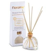 Ramo perfumado Difusor aromático Flores naranjas