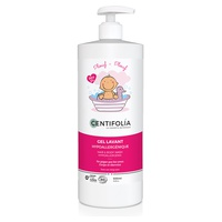 Hypoallergenic cleansing gel