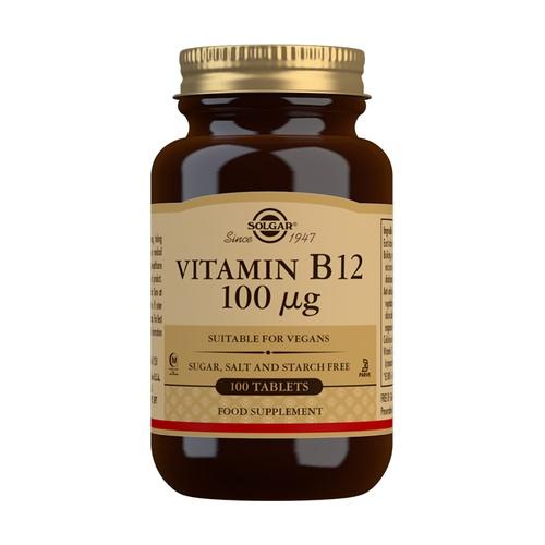 Solgar Vitamina B12