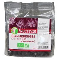 Cranberries entières séchées Bio