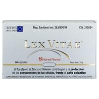 Lex Vitae Cap Serum (Aplicar en Piel)
