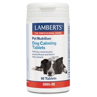 Comprimidos calmantes para cães