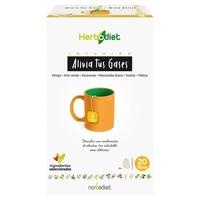 Herbodiet Infusiones Alivia Tus Gases