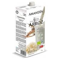 Bebida de Arroz 1 litro de Amandin