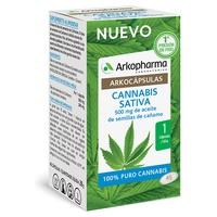 ARKOCAPS Cannabis Sativa