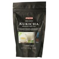 Té kukicha tostado Bio