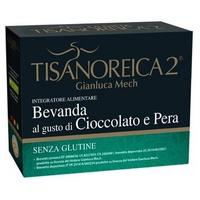 Bebida de Chocolate y Pera