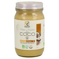 Pasta di zucchero di cocco biologica