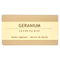 Mydło Geranium