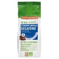 Etiopska bezkofeinowa kawa mielona premium