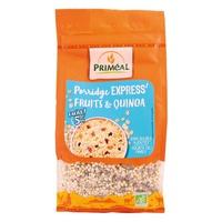 Porridge Express de Frutos Secos y Quinoa