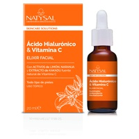 Facial Elixir with Hyaluronic Acid and Vitamin C