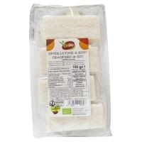 Sfogliatine di riso senza glutine