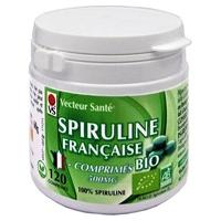spiruline Française Bio tablets
