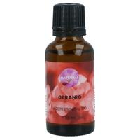 Organisches ätherisches Geranienöl