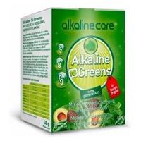 Alkaline 16 green
