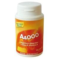 A 4000 - Complemento alimenticio a base de vitamina A