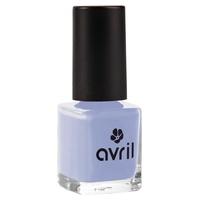 Blue Layette nail polish