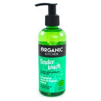 "Gel natural suave de higiene íntima ""Tender touch"""