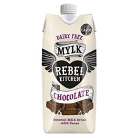 Bebida de Coco com Chocolate