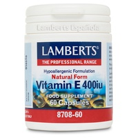 Vitamine E 400 UI
