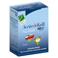 Krill oil NKO children