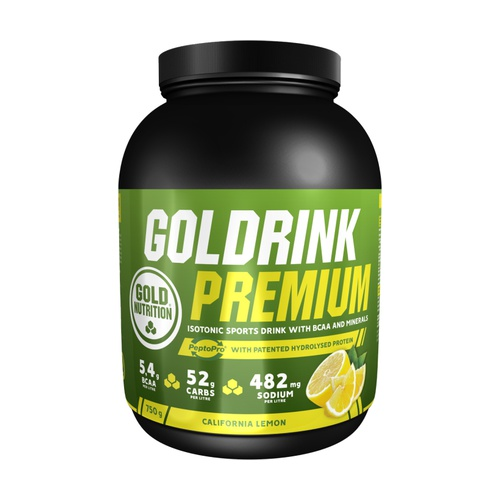 Goldrink Premium Limón