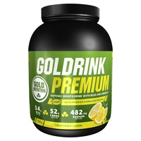 Goldrink Premium Lemon