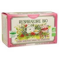 Organiczna herbata ziołowa do oddychania