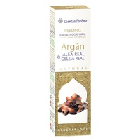 Facial Peeling with Argan and Jelly