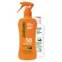 Aloe Sun Screen Spray SPF 50 + After Sun