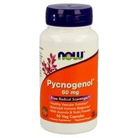 Pycnogenol 60 mg con Acerola y Rutina