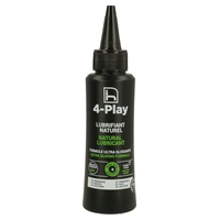 Lubricante Natural con Canula 4-Play