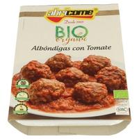 Albóndigas con Tomate Bio