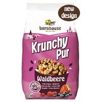 Muesli Krunchy Pur Frutos del bosque