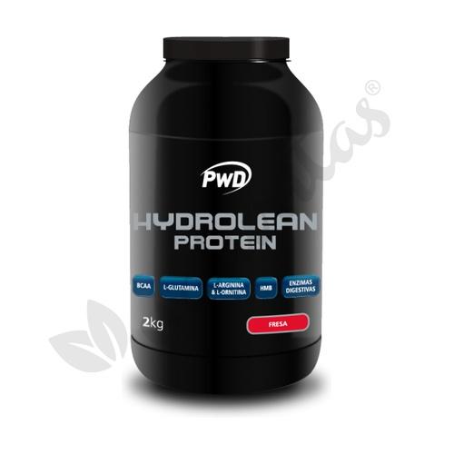Hydrolean Protein Fresa  2 Kg de Pwd