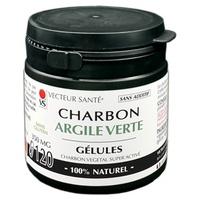 Carbo'activ carboncino argilla
