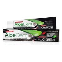 Dentífrico aloe vera con carbón activo