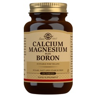 Calcium and Magnesium with Boron