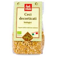 Italian hulled chickpeas