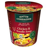 Sopa Instantánea Asia Noodles con Pollo Bio