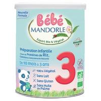 Preparado proteico infantil de 10 meses a 3 años Bio