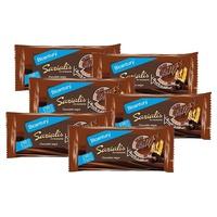 Pack Barrita Sarialís cereales chocolate negro